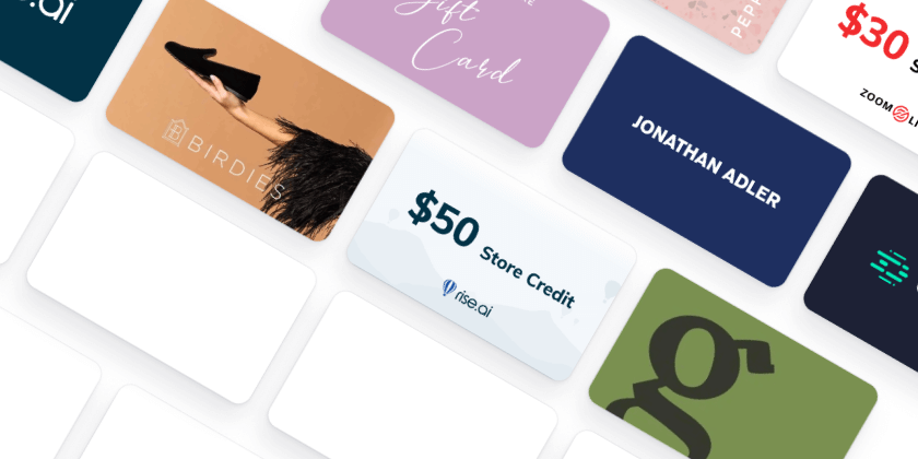 5 Ways to Use Gift Cards to Drive Revenue for Your Business