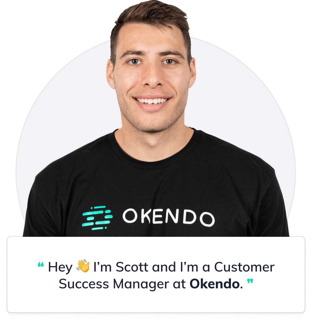 Scott Goodman, Customer Success Manager at Okendo
