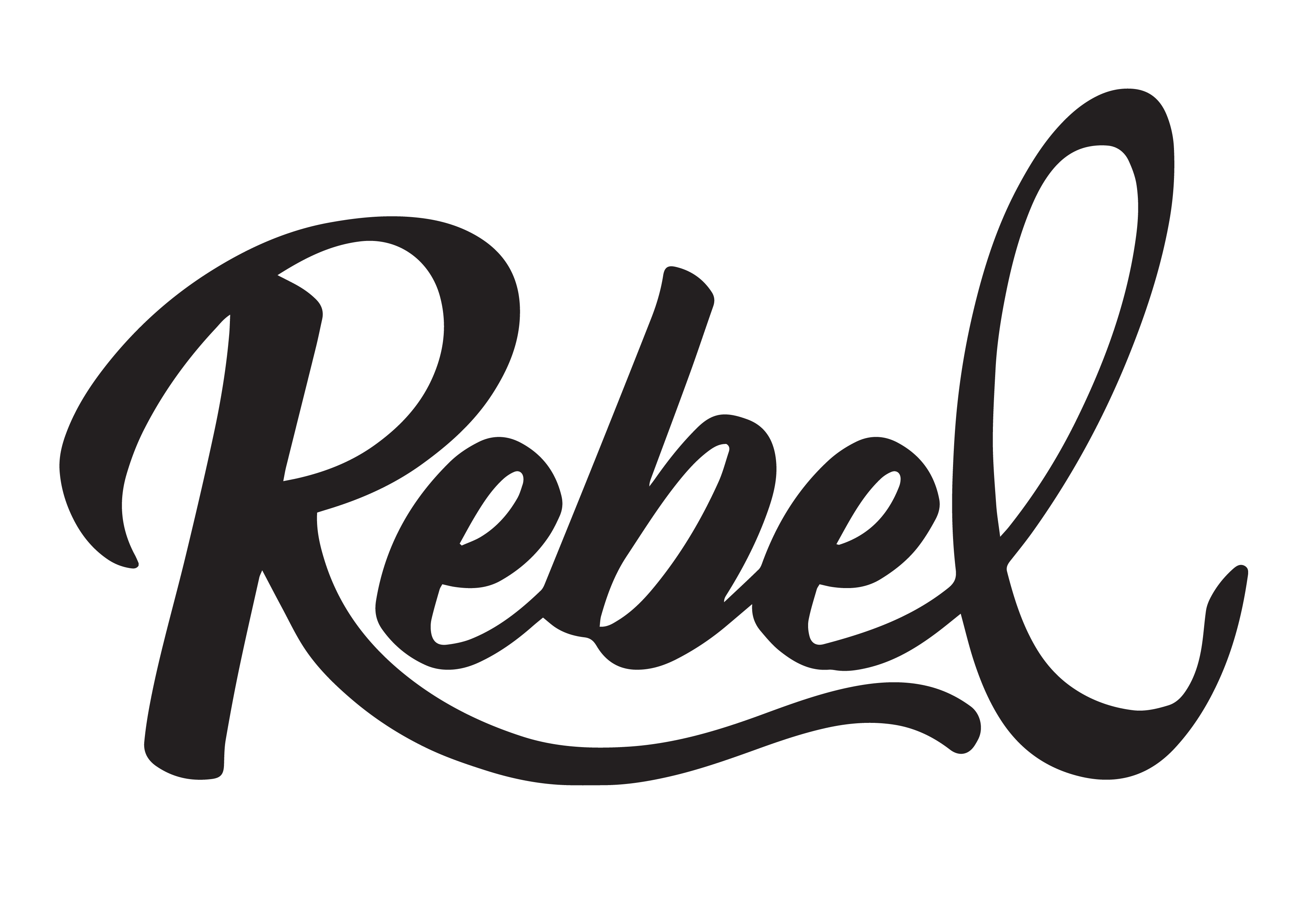 Rebel Ice Cream logo