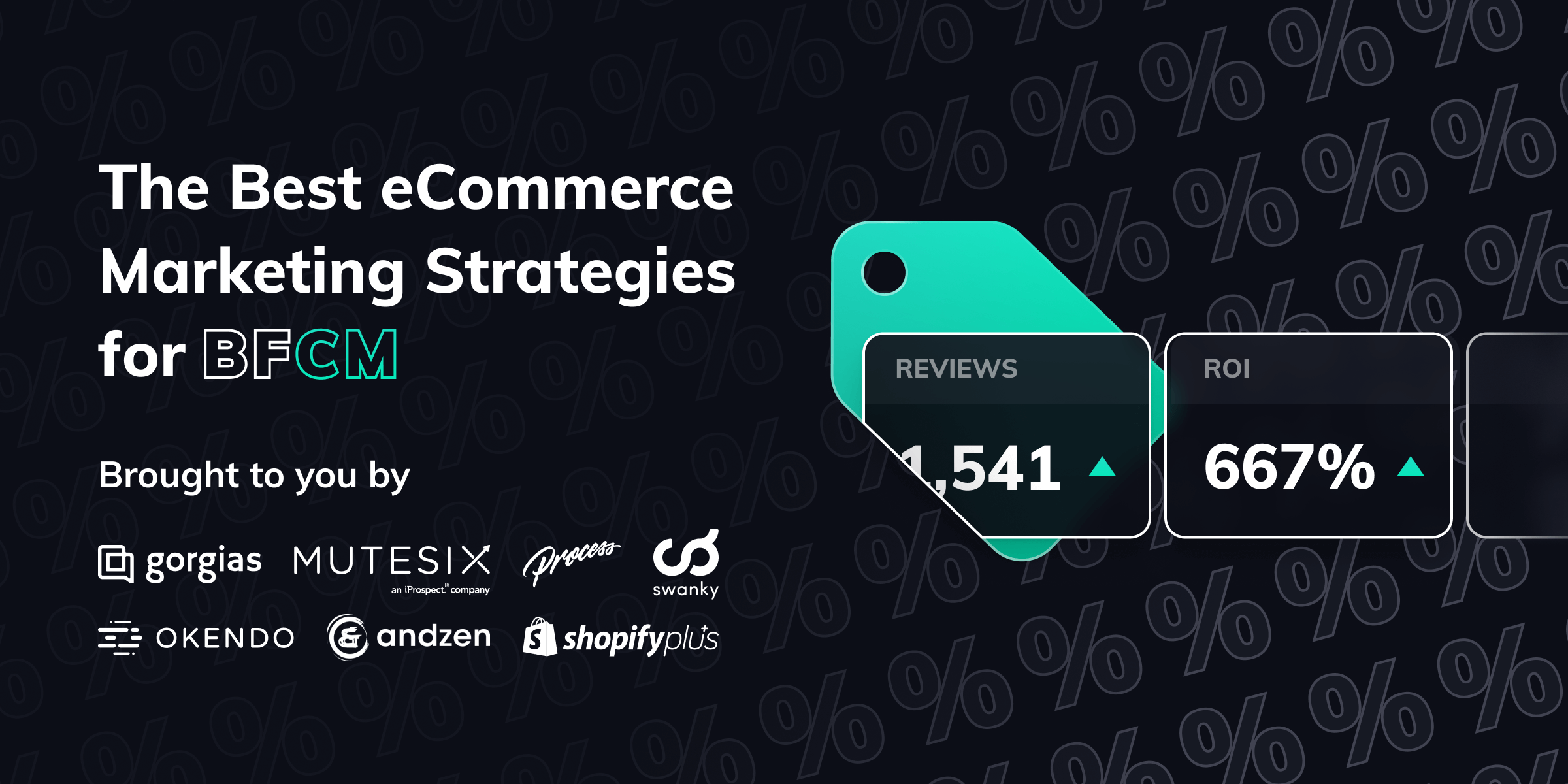 The Best eCommerce Marketing Strategies for BFCM from Shopify Experts