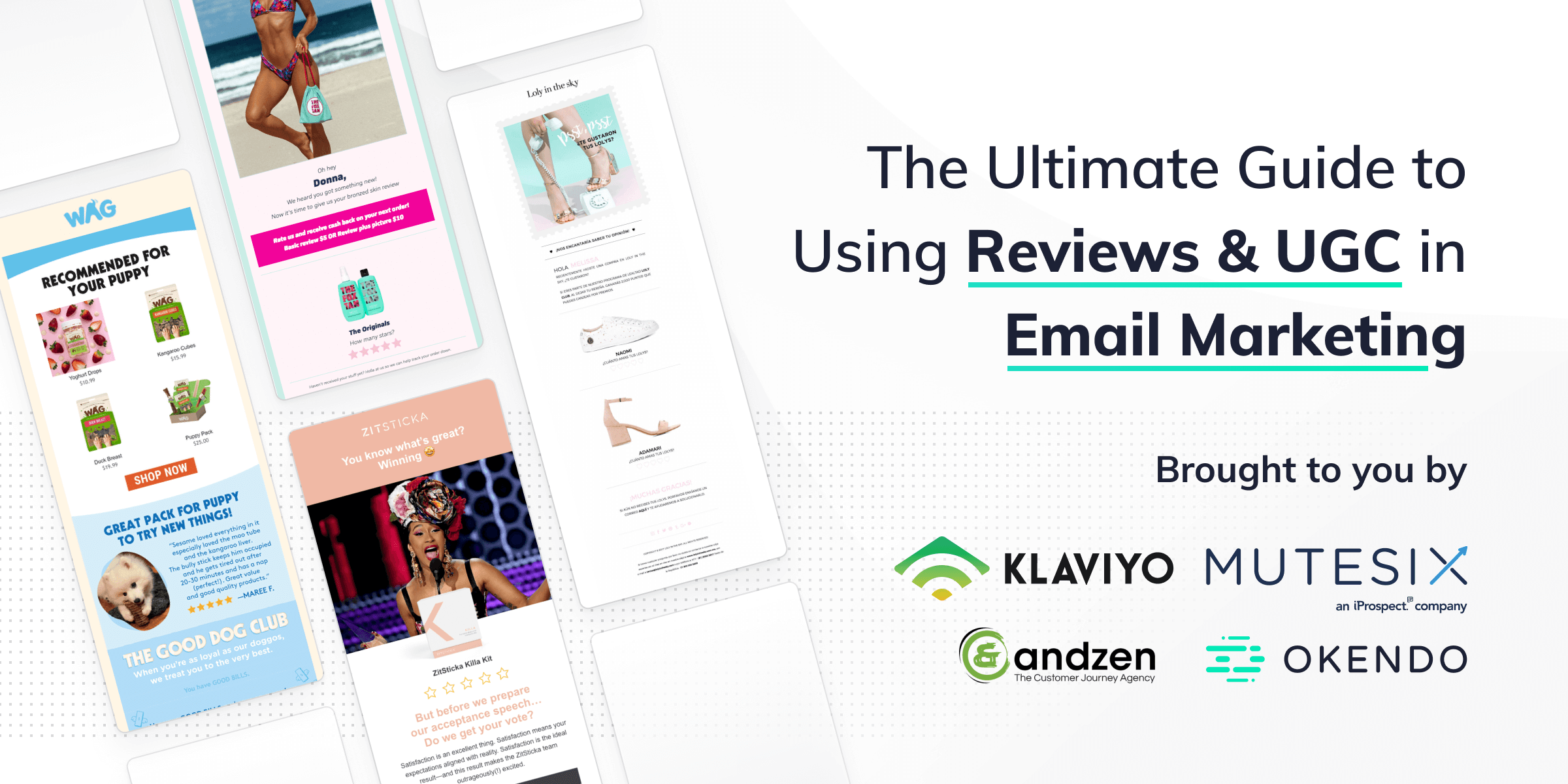 The Ultimate Guide to Using Reviews & UGC in Email Marketing