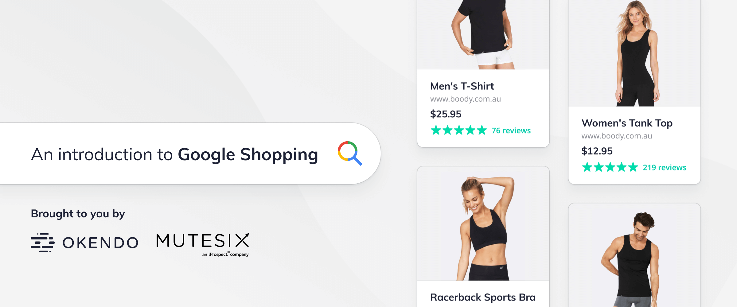 An Introduction to Google Shopping & Reviews cover image